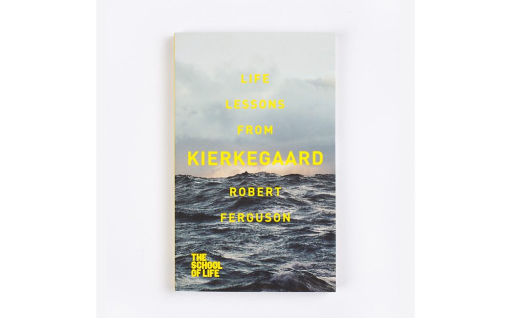 Life Lessons From Kierkegaard Book, 2015