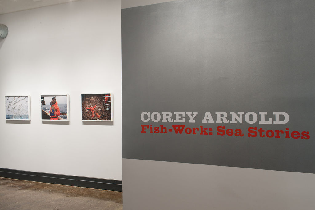 Fish-Work: Sea Stories / Caption Gallery, New York / 2009