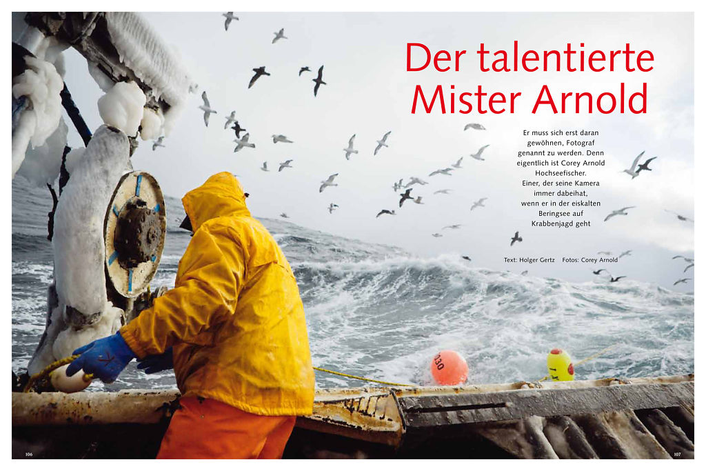 Mare Magazine (Germany), Feb/Mar 2012