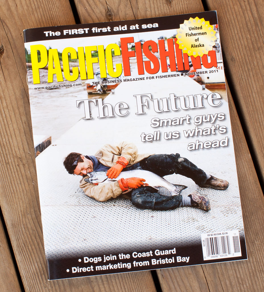 Pacific Fishing, November 2011