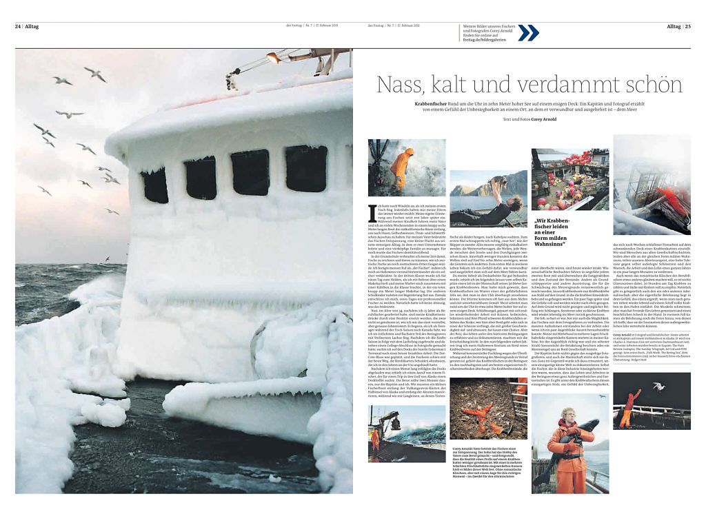 Der Freitag (Germany), February 20, 2011