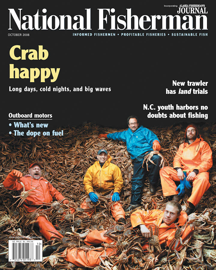 National Fisherman, October 2006