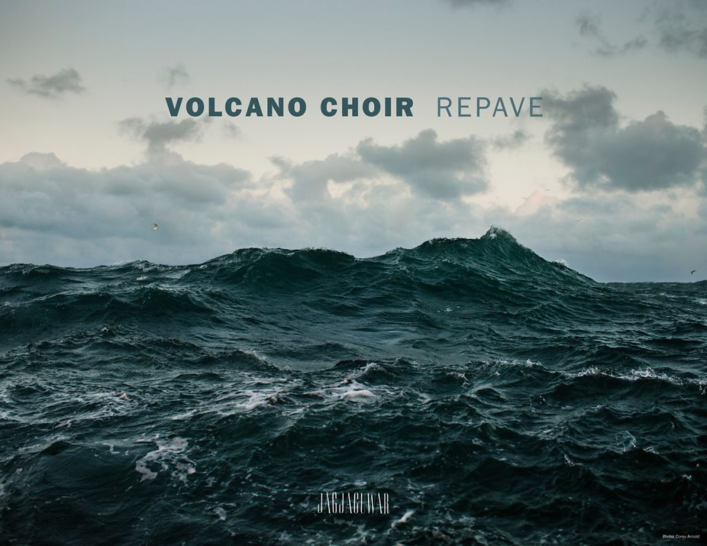 Cover of Volcano Choir Album, 2015