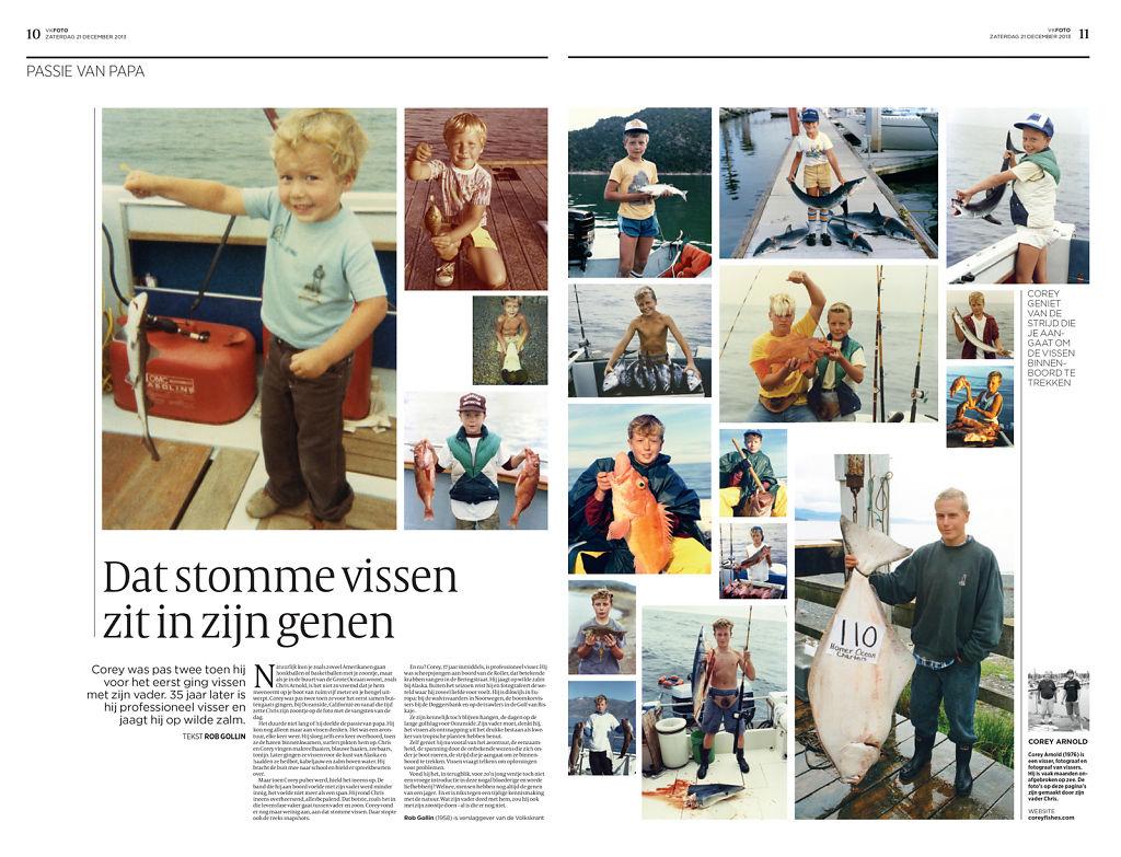 De Volkskrant (Netherlands), December 2013