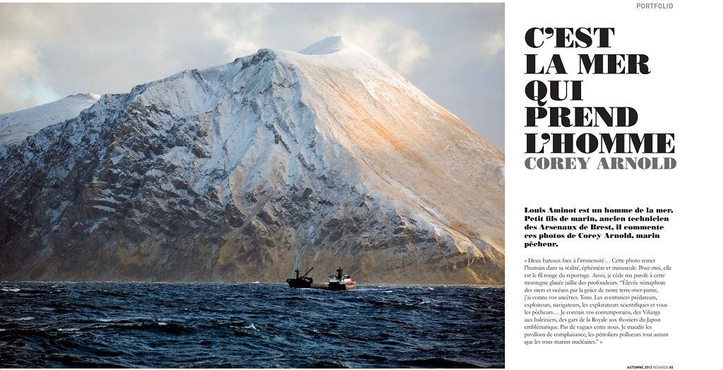 Regards Magazine (France), Autumne 2013