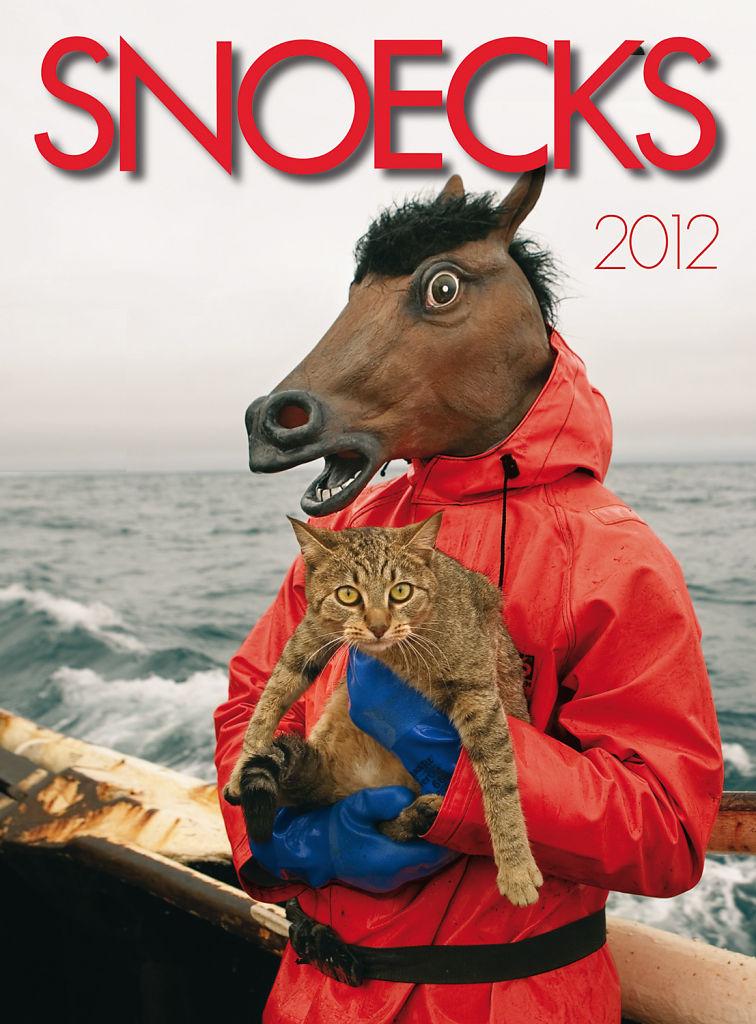 Snoeks Annual 2012 (Belgium)