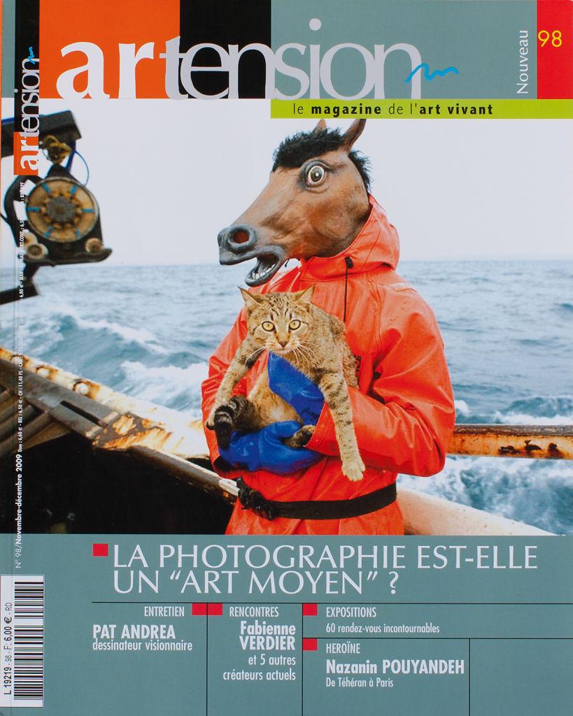 Artension (France), Nov/Dec 2009