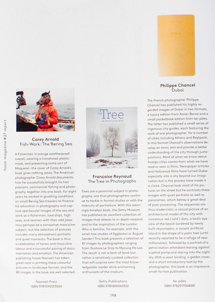 FOAM Magazine (Netherlands), Summer 2011