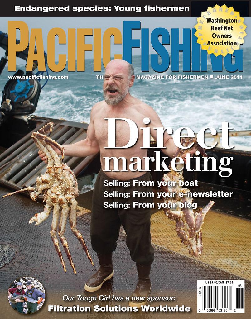 Pacific Fishing Magazine, June 2011