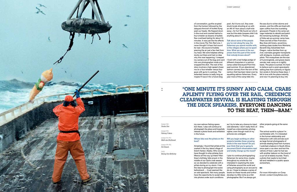 Juxtapoz Magazine, December 2008