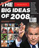 Adbusters Magazine, 2008