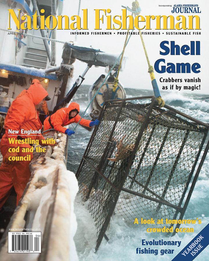 National Fisherman, April 2006
