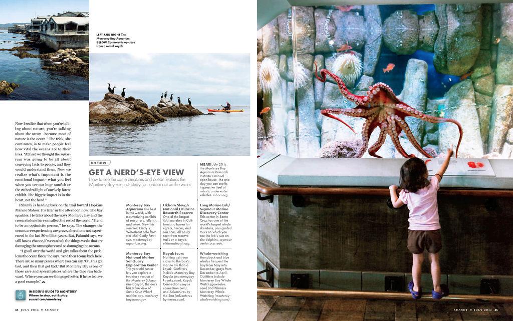 Sunset Magazine 2013