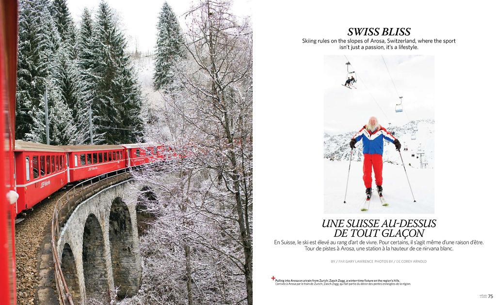 En Route Magazine (Canada) 2008