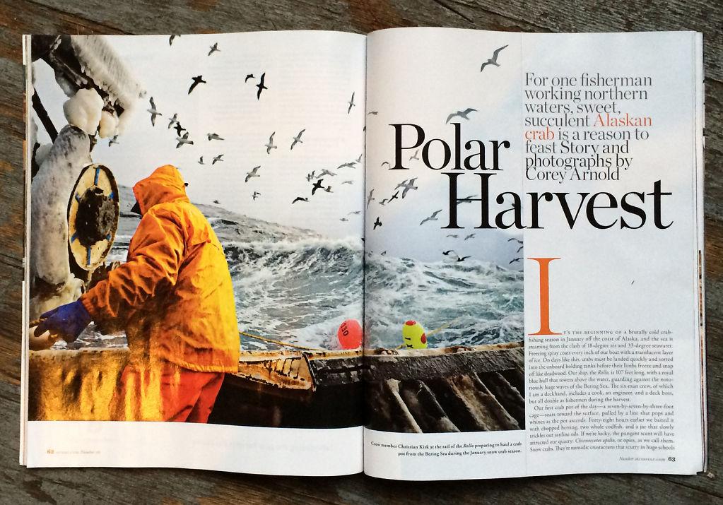 Saveur Magazine 2013