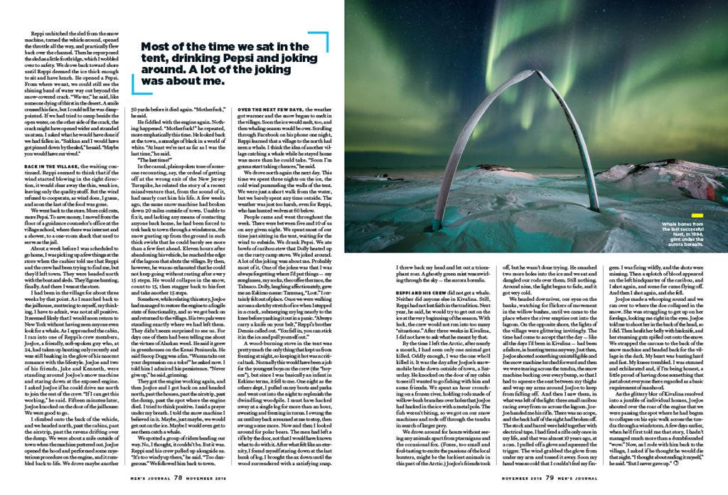 Men's Journal, August 2016