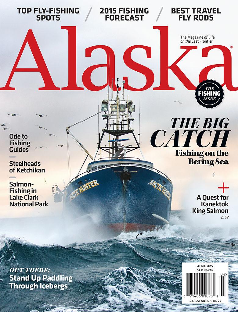 Alaska Magazine, April 2015